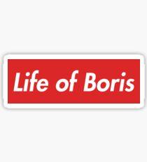 Life of Boris Sticker