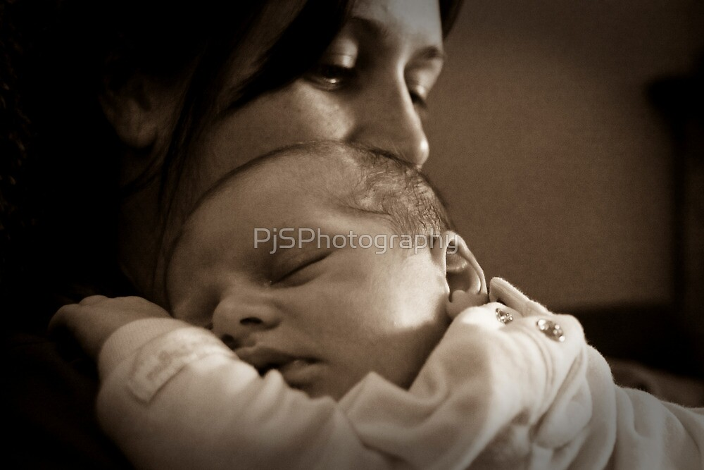 Mother and Son by PjSPhotography