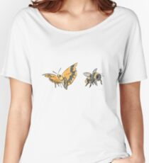 Float like a butterfly, sting like a bee Relaxed Fit T-Shirt