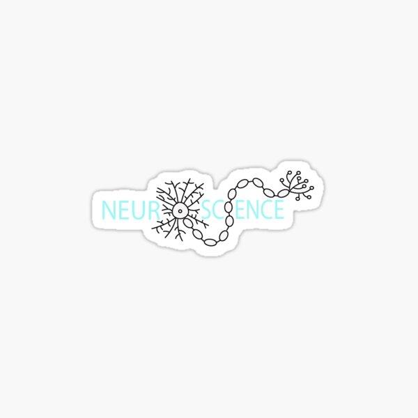SciArt Sticker