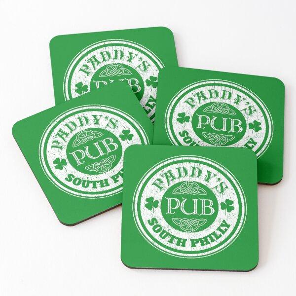 Paddy's Pub Coasters (Set of 4)