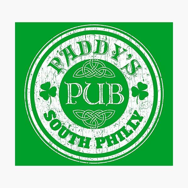 Paddy's Pub Photographic Print