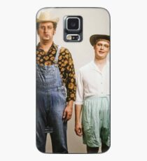 tim and eric  Case/Skin for Samsung Galaxy