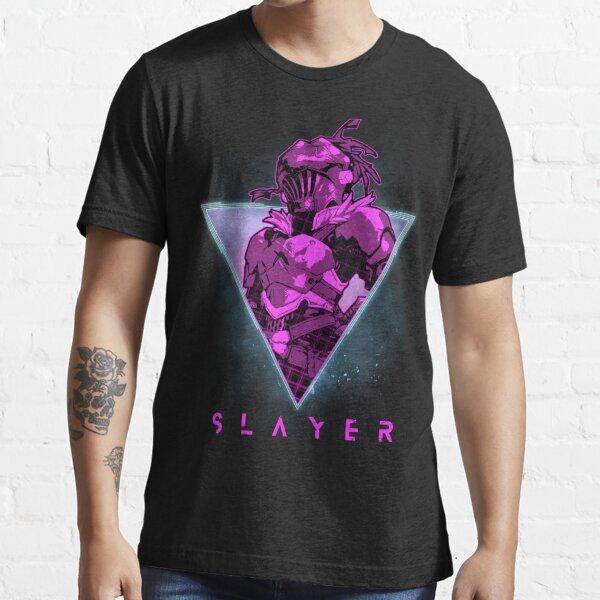 Goblin Slayer Retro 80s - Anime Shirt Essential T-Shirt