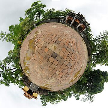 Hue Royal Burial Place, Vietnam  by natureshues