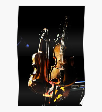 don't fear the fiddle Poster