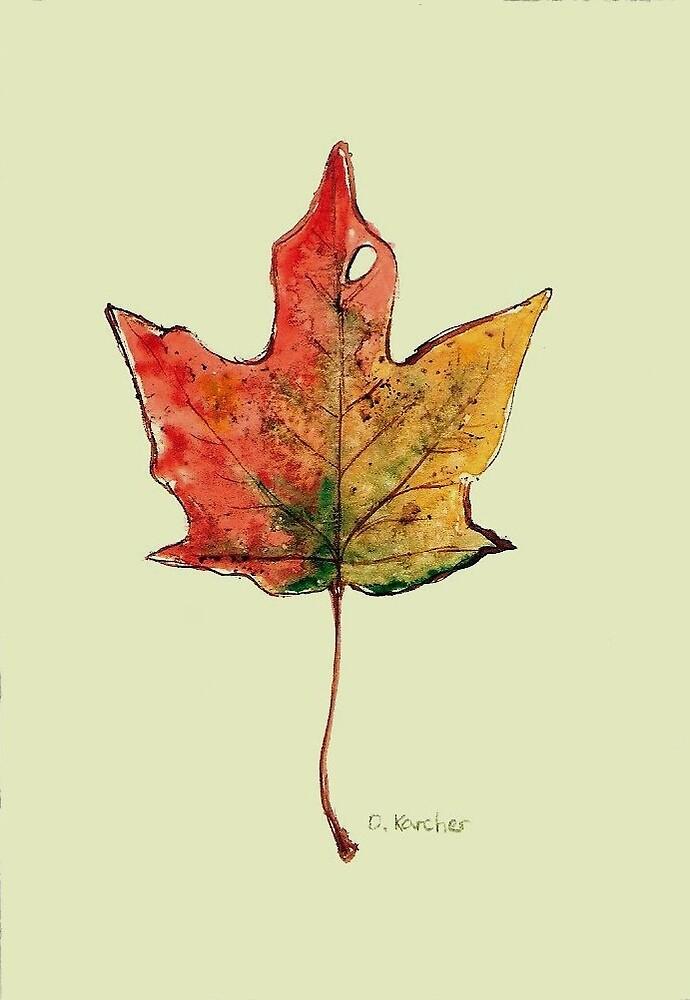 """""""Maple"""" by bluegracestudio"""