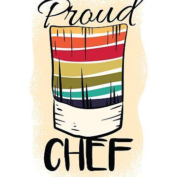 Proud Chef by soondoock