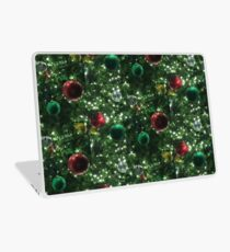 Christmas Baubles Laptop Skin