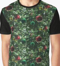 Christmas Baubles Graphic T-Shirt