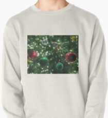 Christmas Baubles Pullover Sweatshirt