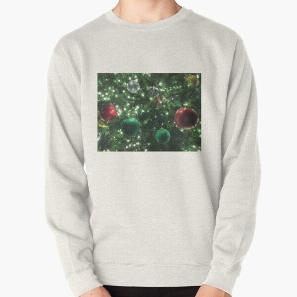 Christmas Baubles Pullover Sweatshirt