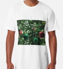 Christmas Baubles Long T-Shirt