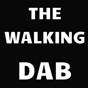 The Walking Dab by dtino