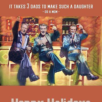 3 Dads by kardish