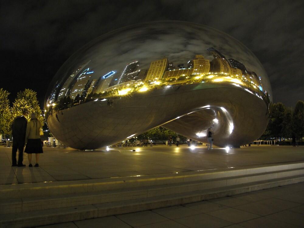 """'Chicago Bean"""" by ryanjbolger"""