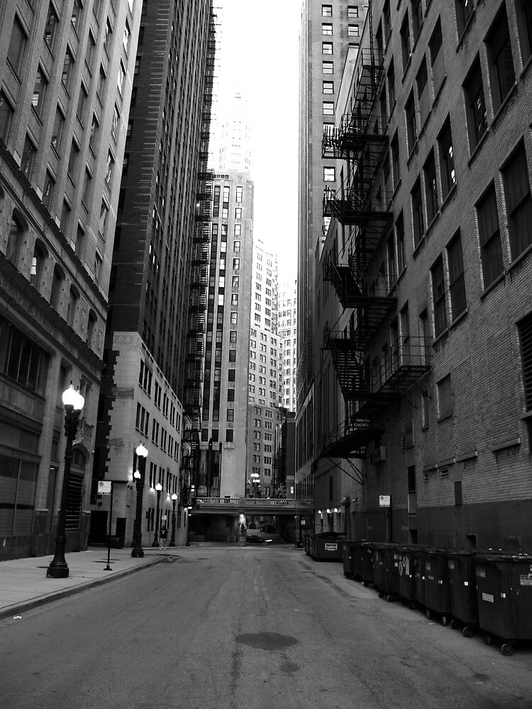Chicago View by ryanjbolger