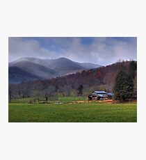 North Fork Photographic Print