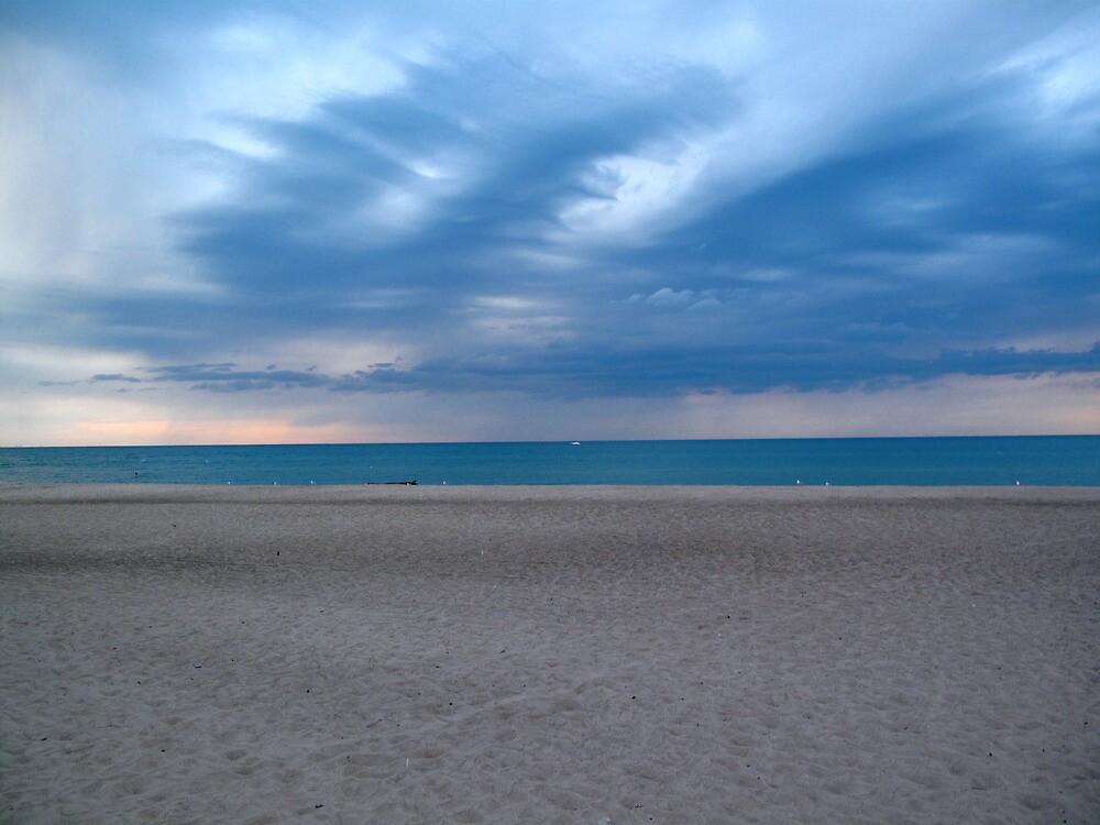 Lake Michigan # 2 by ryanjbolger