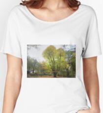Golden Tree Women's Relaxed Fit T-Shirt