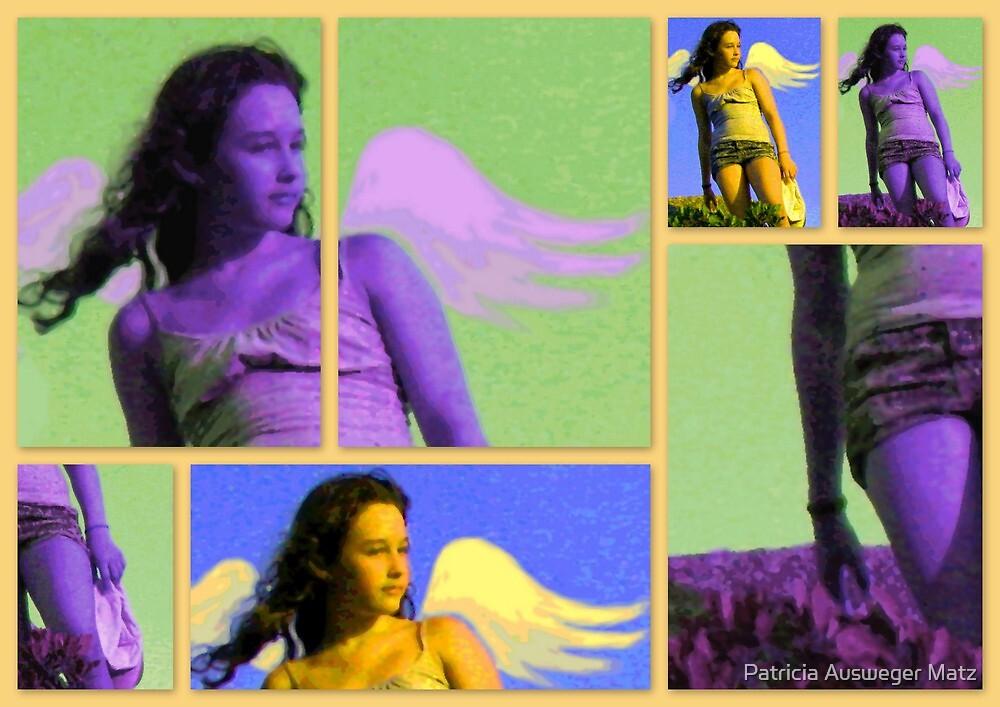 Angel III by Patricia Ausweger Matz