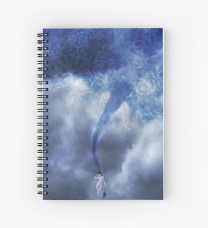 Crafting Thought Spiral Notebook