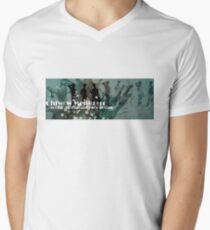 Chiwow Media business logo  V-Neck T-Shirt
