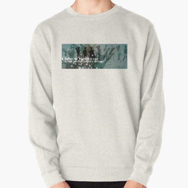 Chiwow Media business logo  Pullover Sweatshirt