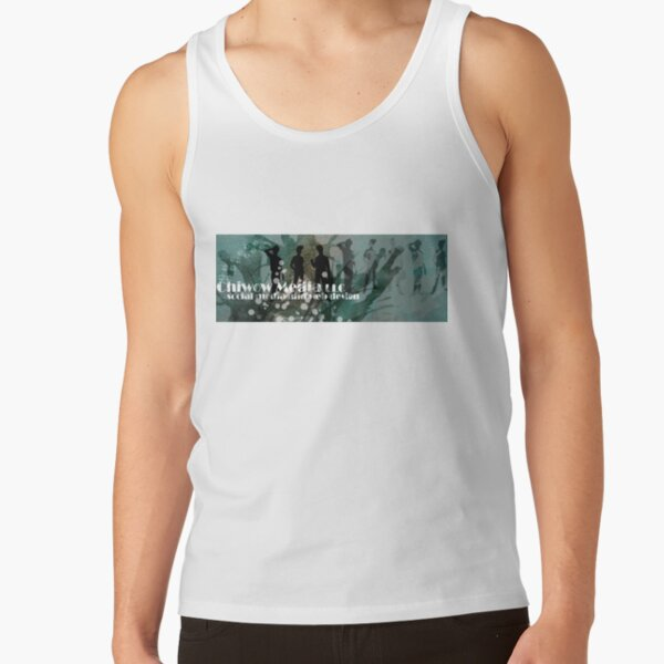 Chiwow Media business logo  Tank Top