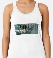 Chiwow Media business logo  Racerback Tank Top