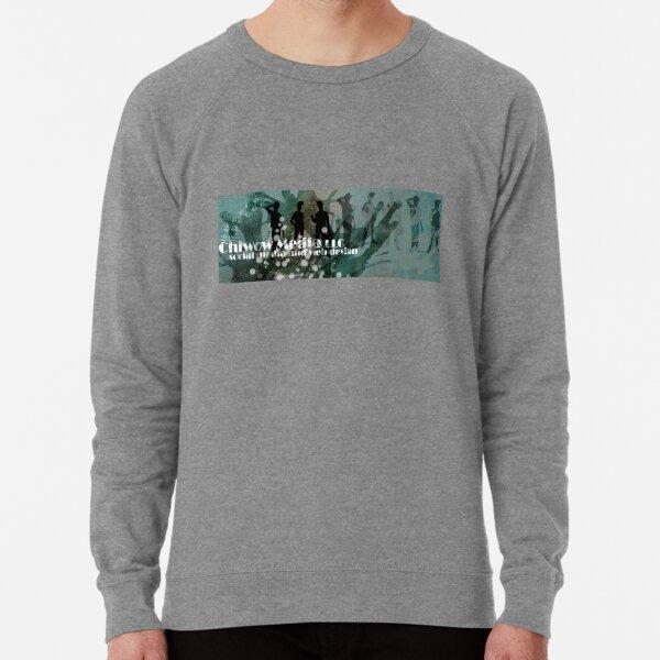 Chiwow Media business logo  Lightweight Sweatshirt