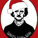 Poe-Ho-Ho by Lisa Vollrath