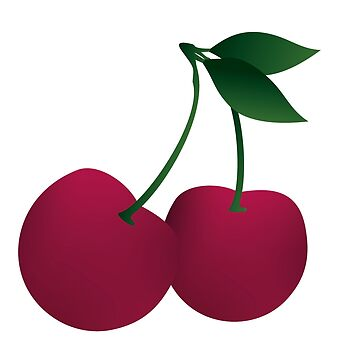 Sweet cherry fruit strawberry gift cherry tree by Donsanoj