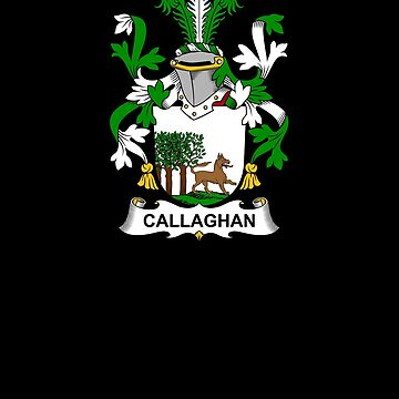 Callaghan Coat of Arms - Family Crest Shirt by FamilyCrest