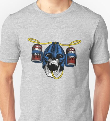 Beer-Helmet T-Shirt