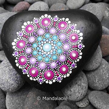 Heart stone 2 by mandalaole
