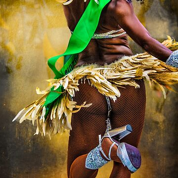 The Samba Dancer by ChrisLord