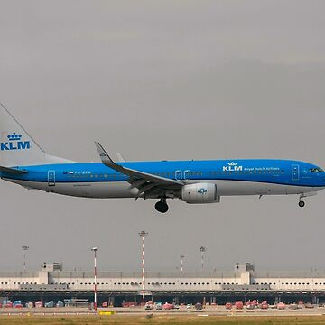 KLM Royal Dutch Airlines Boeing 737-800 at Malpensa (MXP / LIMC), Milan, Italy by PhotoStock-Isra