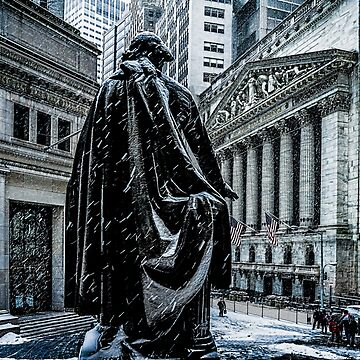 Another Cold Cold Day On Wall Street by ChrisLord