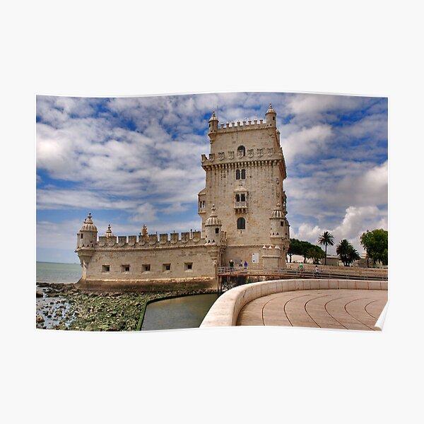 Torre de Belém Poster