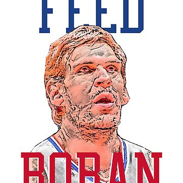 Feed Boban Dunks LA by TyroDesign
