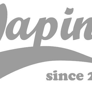 Vaping Since 2016 by 2vape