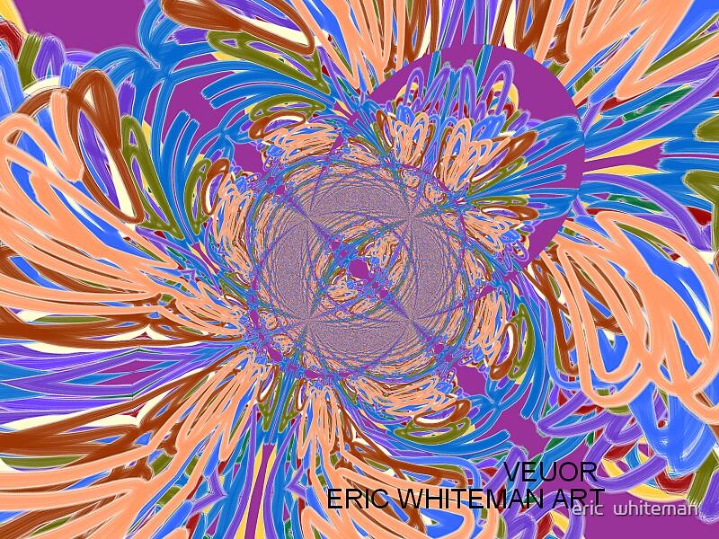 ( VEUOR )  ERIC  WHITEMAN ART   by eric  whiteman