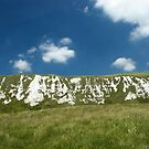 White Cliffs of Dover by Jonathan Hughes