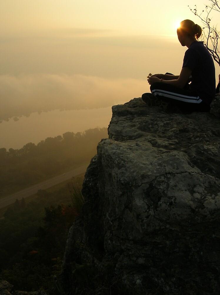 Quiet Meditation by hmarg06