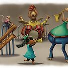 Band by Emily Walker