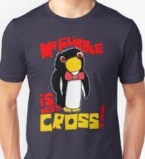 Mr Flibble is very Cross Unisex T-Shirt