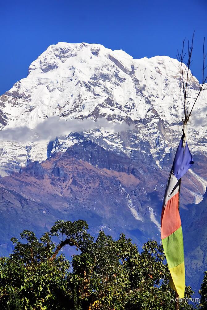 Annapurna South by Roantrum