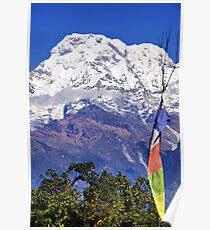 Annapurna South Poster