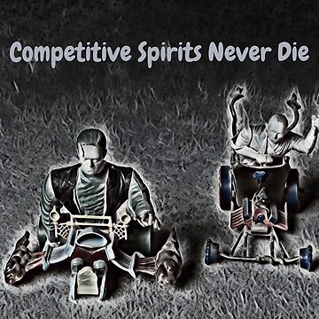 Competitive Spirits by Johnhalifax